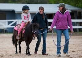 Riding Horseback Hypotonia