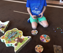 Squirrel Game Teaches Kids Important Skills